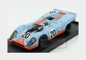 Porsche 917K N.20 Le Mans 1970 Siffert-Redman 1:43 Brumm R493 Modellino Diecast