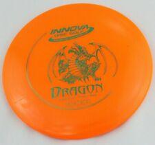 New Dx Dragon 166g Driver Orange Innova Disc Golf at Celestial Discs