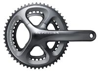 Shimano Ultegra FC-6800 - Double Road Bike Crankset - 11 speed