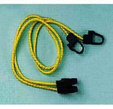 ELASTICI LEGABAGAGLI 25 PZ cm80 GANCIO PLASTICA OMOLOGATI CORDA ELASTICA 50/37E