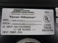 CMC CLEVELAND KIDDER TENSI MASTER 05760 1