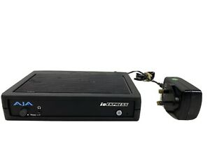 AJA IO Express HD/SD SDI HDMI Audio Video Capture Unit