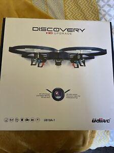 Discovery HD Upgrade Camera Drone