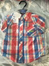 Cotton Blend Shirts (0-24 Months) for Boys