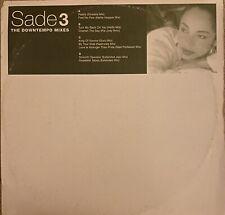 "Sade 3 - The Downtempo Mixes (2x12""LP) *RARE* Unofficial 2003 Unofficial Release"