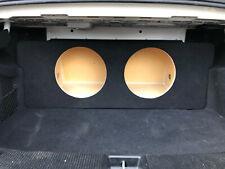 For 2008-2014 Mercedes-Benz C-Class W204 Custom Sub Enclosure Subwoofer Box