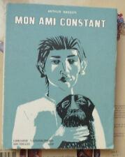 ARTHUR MASSON MON AMI CONSTANT  VANDERLINDEN 1956 E.O. 1/50  Michigan crème