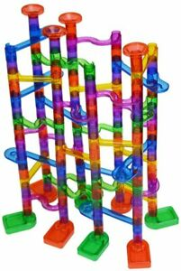 Marble Run kids maze game: 172pcs