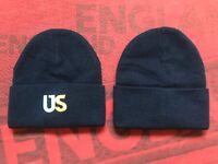 KITH Beanie Hat CAP Logo US Navy, Ronnie Fieg