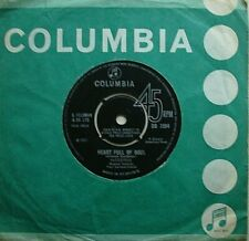 YARDBIRDS, HEART FULL OF SOUL / STEELED BLUES, COLUMBIA 7INCH 45RPM
