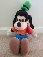 Vintage Disneyland Exclusive Soft Plush Large Goofy Dog VGC FREE P&P