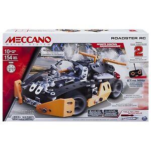 Meccano Sports Roadster Remote Control Set - Ex-Display Limited Quantity