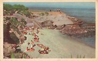 Postcard La Jolla San Diego California