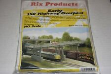 RIX/ PIKE STUFF EARLY HIGHWAY OVERPASS #628-0103 NEW STORE STOCK