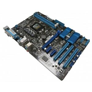 Asus P8H61/USB3 REV 1.00 Socket 1155 Motherboard With IO