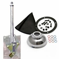 16 Transmission Mount Emergency Hand Brake with Black Boot Black Ring and Cap