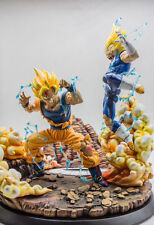 Dragon Ball Z 1/4 Scale Kakarotto VS Vegeta Resin GK Figure Collectors Statue A+