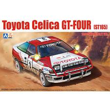 Aoshima 97885 New 1/24 Toyota CELICA GT-FOUR ST165 1990 Safari Rally Ver. Rare