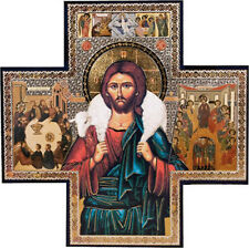 THE GOOD SHEPHERD WOODEN PLAQUE / PICTURE CHRISTIAN RELIGIOUS OTHER ONES LISTED