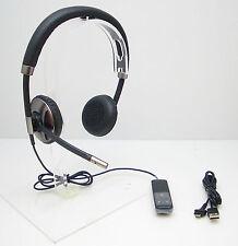 Plantronics Blackwire C720 Binaural USB / Bluetooth Stereo USB Headset  87506-12