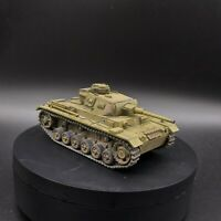 Painted Warlord Games Panzer III DAK Bolt Action Afrika Korps