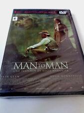 "DVD ""MAN TO MAN"" PRECINTADO SEALED REGIS WARGNIER JOSEPH FIENNES KRISTIN SCOTT T"