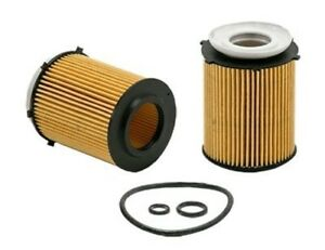 WIX For Mercedes-Benz A250 2013-2019 Cartridge Lube Metal Free Oil Filter