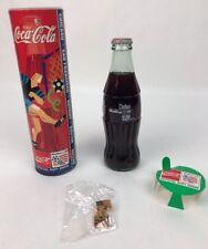 Coca Cola World Cup  USA 94 Coke Bottle, Pin, Tube Bank Orlando Worldcup USA 94