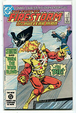 The Fury Of Firestorm The Nuclear Man #29 Nm Stratos Dc Comics Cbx3A