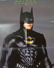 Batman Forever Poster Pull Out from 1995