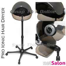 Professional Hair Dryer Hood Ionic Hairdryer Stand Hairdresser Salon Standing