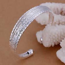 Eleganter Armreif 925 Sterling Silber