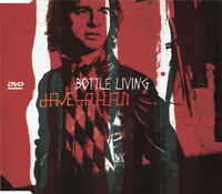 DVD SINGLE DAVE GAHAN / DEPECHE MODE BOTTLE LIVING EDITION JEWEL CASE RARE 2003