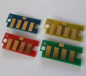 20 x High Yield Toner Chip for Xerox WorkCentre 6655 6655i 106R02744 ~ 106R02747