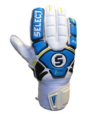 Authentic Select ® 33 Allround Finger Protection Soccer Goalkeeper Gloves Size 9