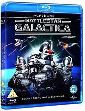BATTLESTAR GALACTICA (1978) - Lorne Greene Original Feature MOVIE - NEW BLU-RAY