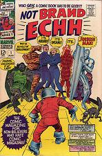 Not Brand Echh #1 - First Mavel Parody! - 1967 (8.0) WH