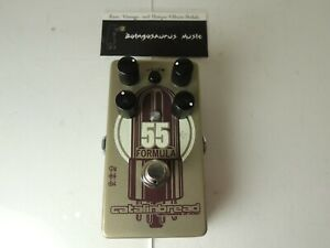 Catalinbread Formula 55 Overdrive Effects Pedal Free USA Ship