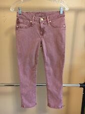 NEW Authentic Robin's Jean Women Cropped Casual Pants Size 27