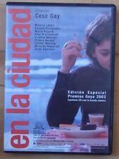 2 DVD,En la Ciudad.Cesc Gay,Monica Lopez,