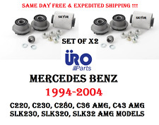 94-04 MERCEDES W202 R170 Front Suspension Left & Right Control Arm Bushing SET
