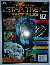 THE OFFICIAL STAR TREK FACT FILES #82