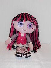 """Mattel 2013 Monster High DRACULAURA 18"""" Plush Stuffed Rag Doll"""