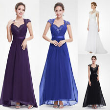 Polyester Empire Waist Dry-clean Only Formal Dresses for Women