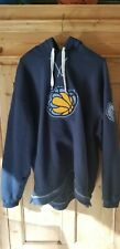 Memphis Grizzlies Team Warmup top, size XL with embroidered logo