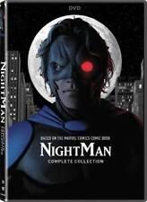NIGHTMAN 1+2 (1997-1999): COMPLETE Johnny Domino MARVEL TV Season Series DVD R1