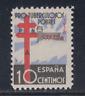 ESPAÑA (1938) NUEVO SIN FIJASELLOS MNH SPAIN - EDIFIL 866 (10 cts) LOTE 2