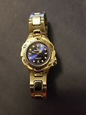 Freestyle Blue Dial Diver Ladies Quartz Watch