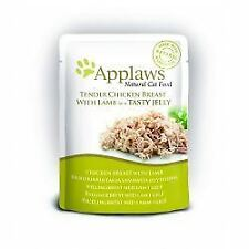 Applaws Cat Pouch Jelly Chicken & Lamb - 70g - 14372