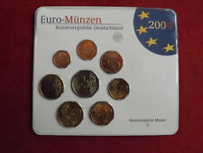 "*Deutschland  Euro KMS st 2004 "" J "" in Blister  *"